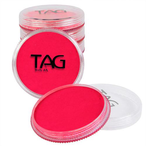 TAG-neon-magenta-face-paint