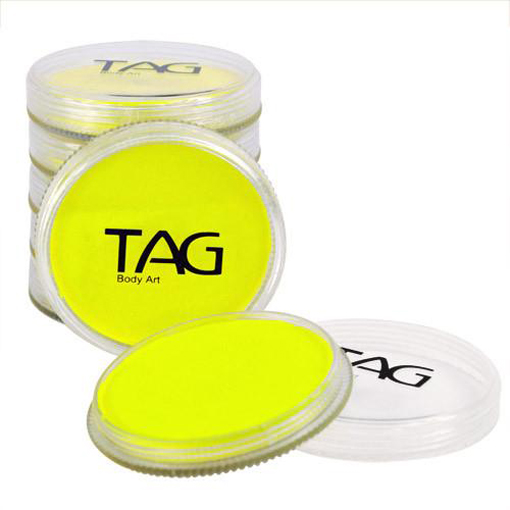 TAG-neon-yellow-face-paint