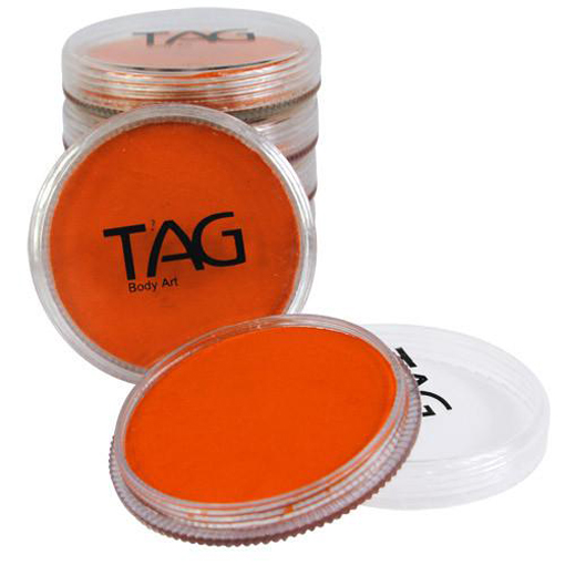 TAG-orange-face-paint