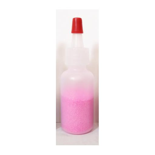 Glitter-neon-pink