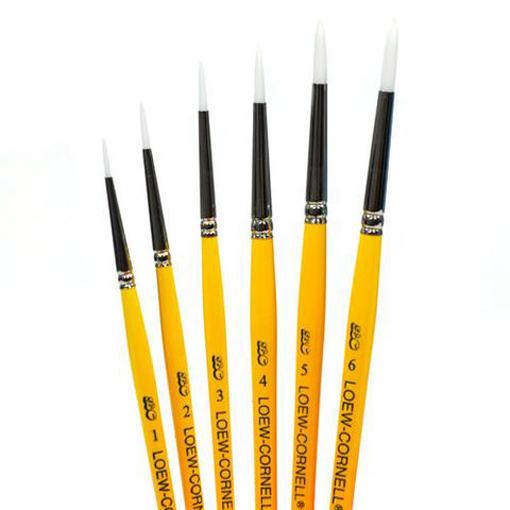 loew-cornell-round-brushes