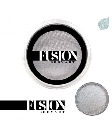 Fusion-pearl-metallic-silver-face-paint