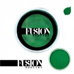 Fusion-fresh-green-face-paint